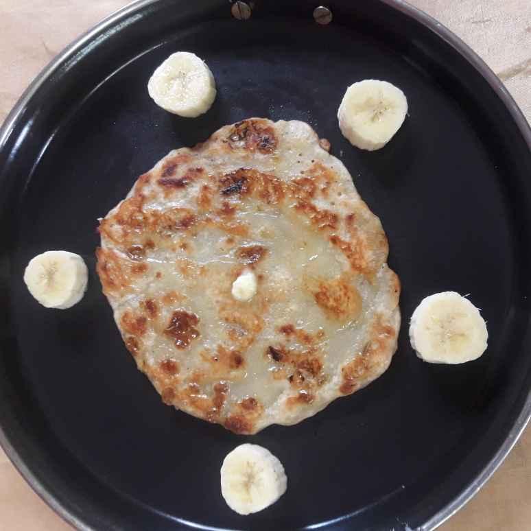 Photo of Butter Banana Pancake by Puja Panja at BetterButter
