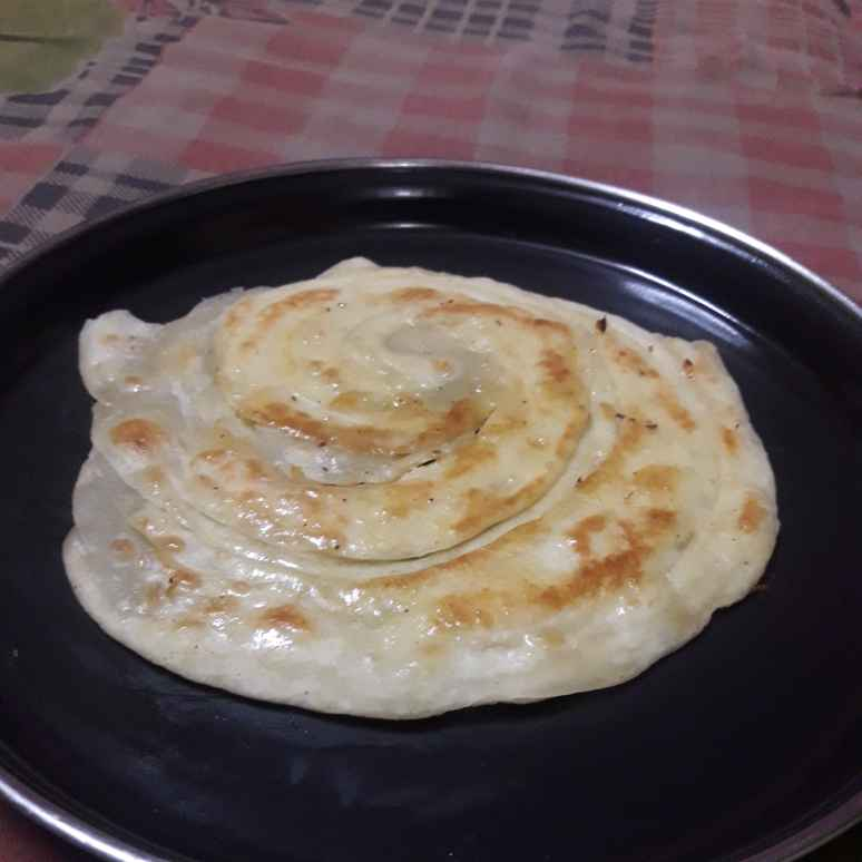 Photo of Buttery Lachha Paratha by Puja Panja at BetterButter