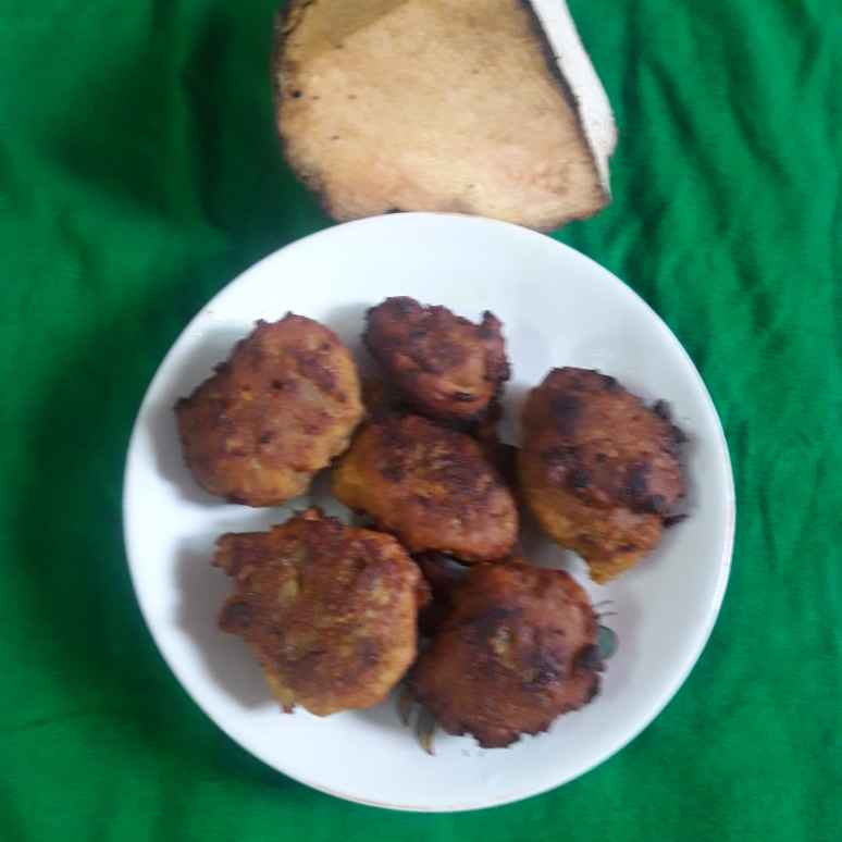 How to make ওল বড়া