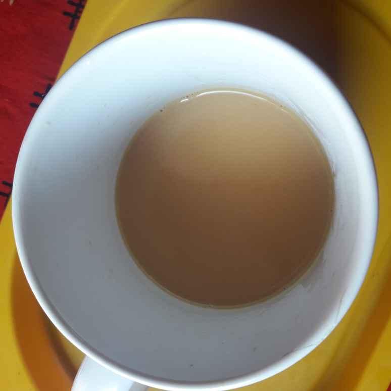 How to make दूध चाय