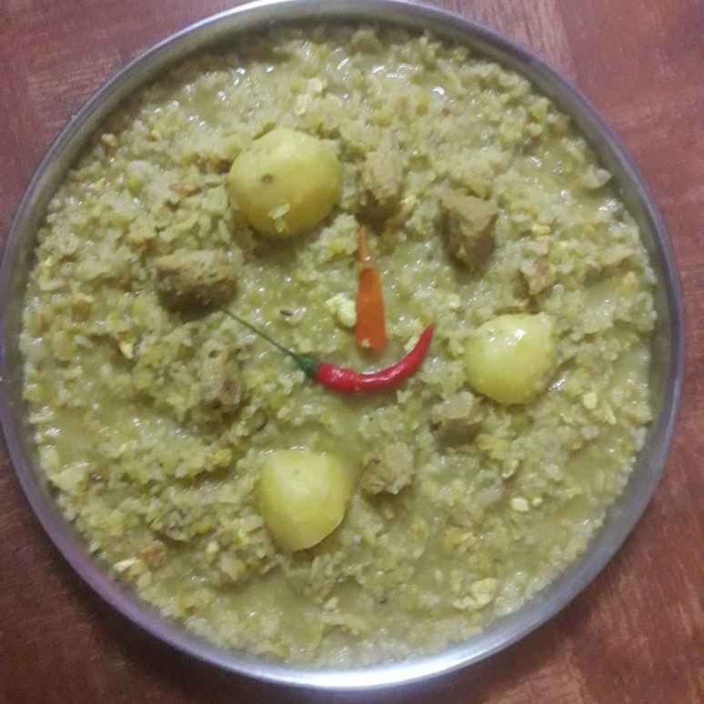 Photo of Poshtik Khichdi by Puja Panja at BetterButter