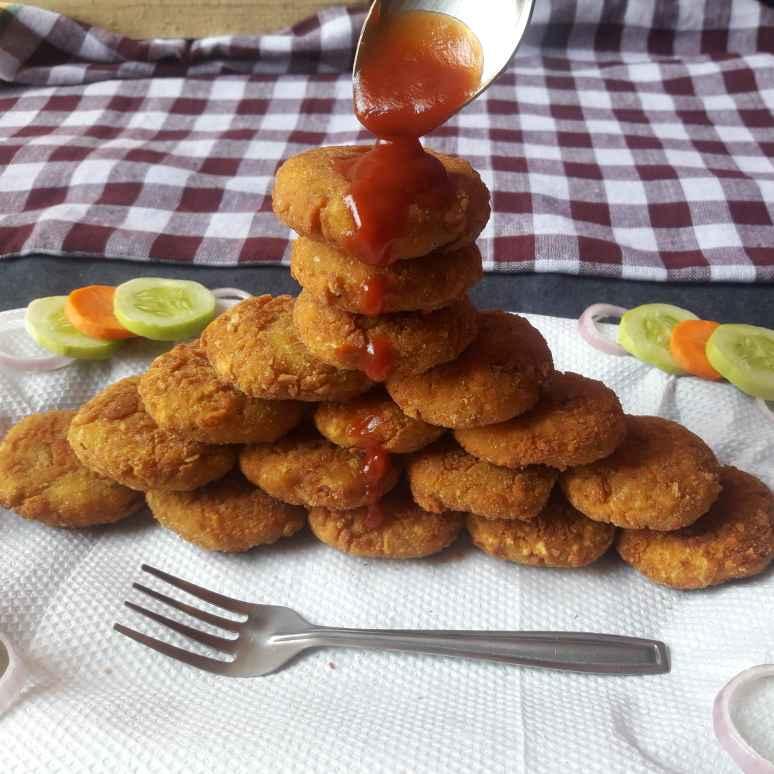 Photo of Lajbab Batata Bada by Puja Panja at BetterButter