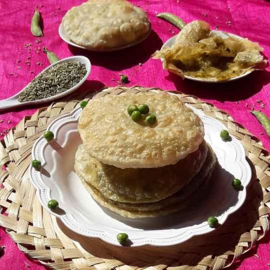 Photo of Motorsutir kochuri by Puja Panja at BetterButter