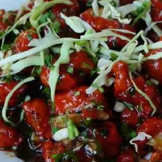 Photo of gobi manchurian (resturant style) quick and easy by Punit Nagdev at BetterButter