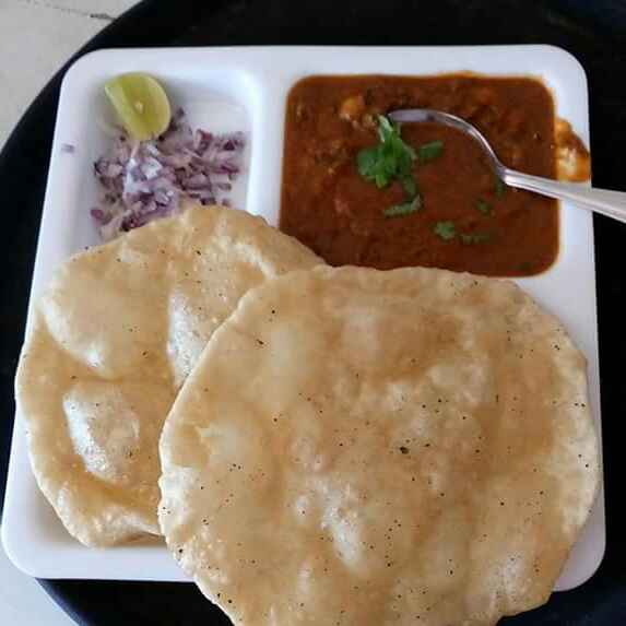 Photo of Chole Bature by Punit Nagdev at BetterButter