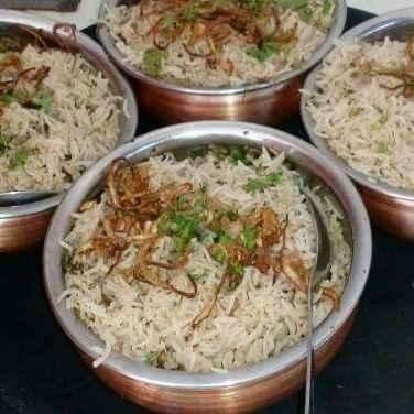 Photo of Vegetable dum biryani. by Punit Nagdev at BetterButter
