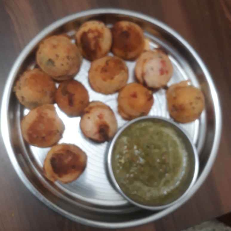 How to make Vegetable rawa appe