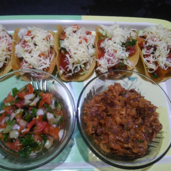 Photo of Mexican Tacos by Purvi Modi at BetterButter