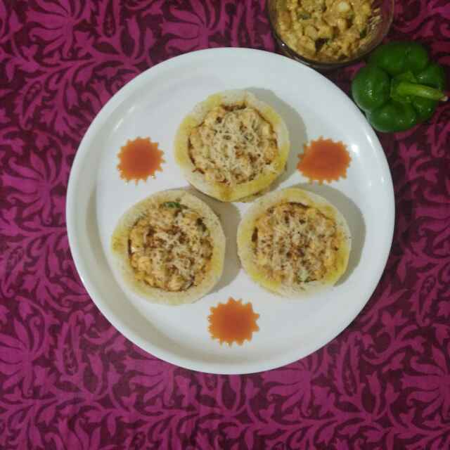 Photo of Paneer tikka disc by Purvi Modi at BetterButter