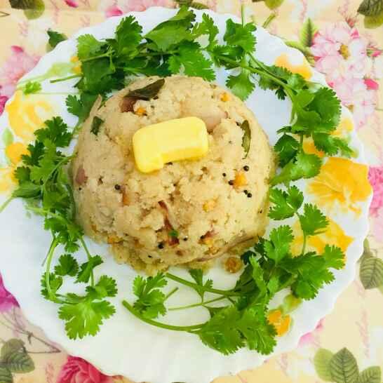 Photo of Butter rawa upma  by Pushpalata Yadav at BetterButter