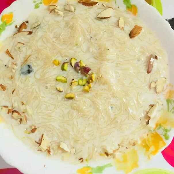 How to make सेवई खीर