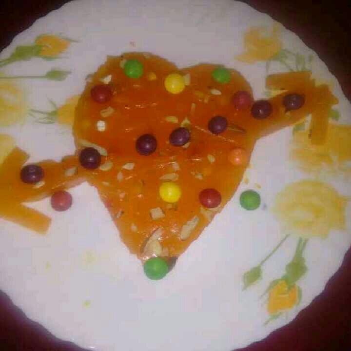 How to make Bombe karachi halwa