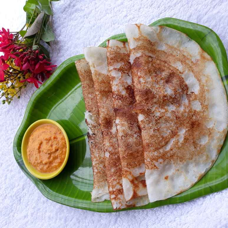 How to make Curd Dosa