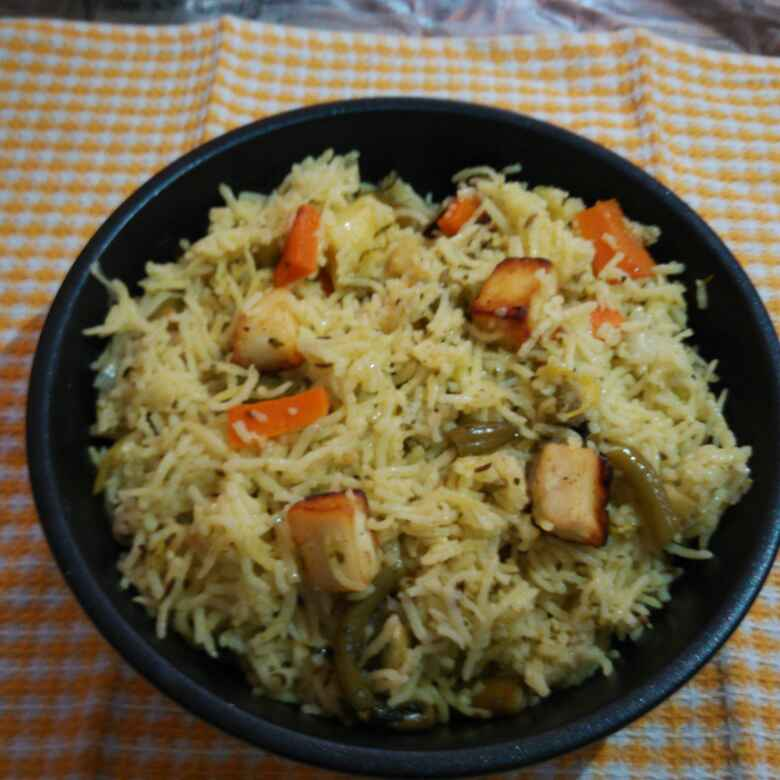 Photo of Veg Pudina Rice by R.Anandi Anand at BetterButter