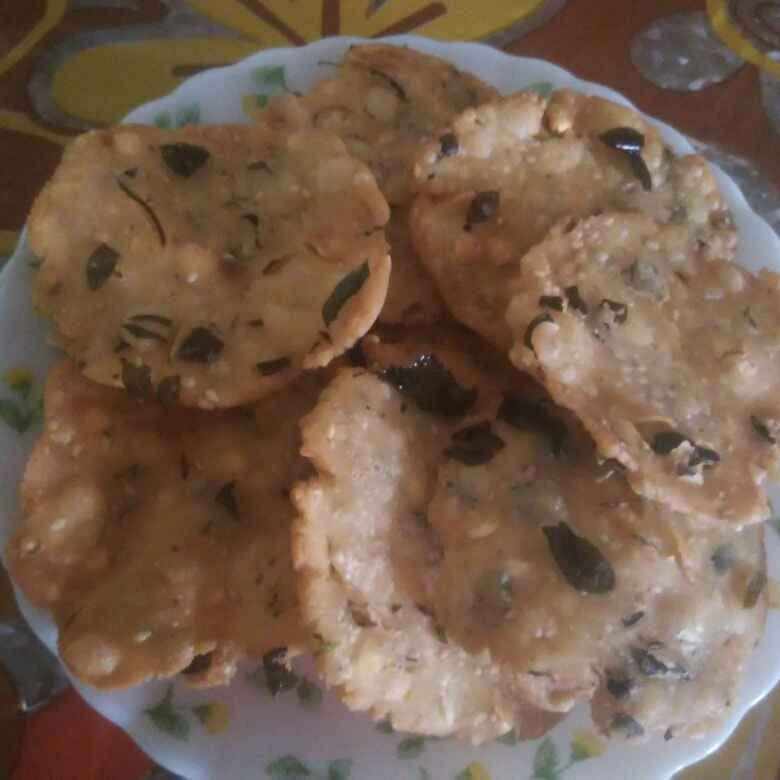 How to make Drumstick Thattai