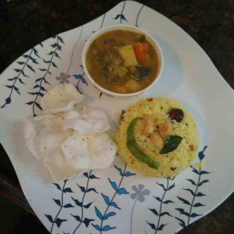 Photo of Lemon Rice by R.Anandi Anand at BetterButter