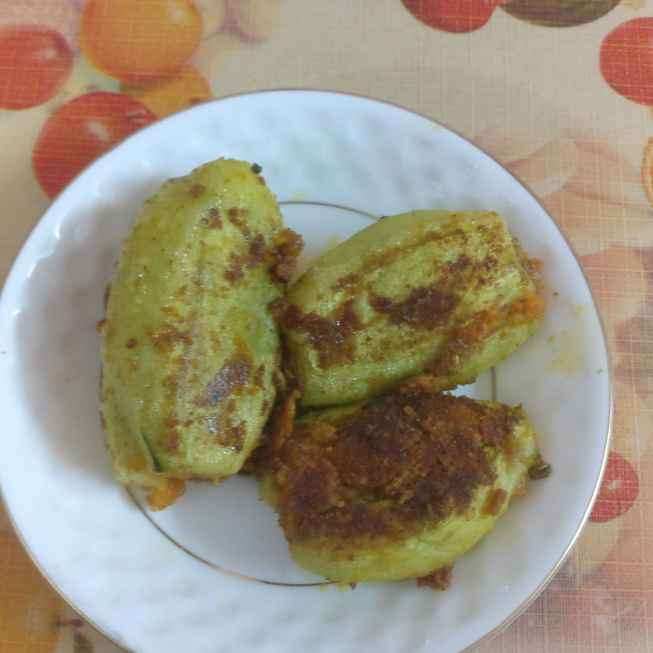 Photo of Bharwa parval by R.Anandi Anand at BetterButter