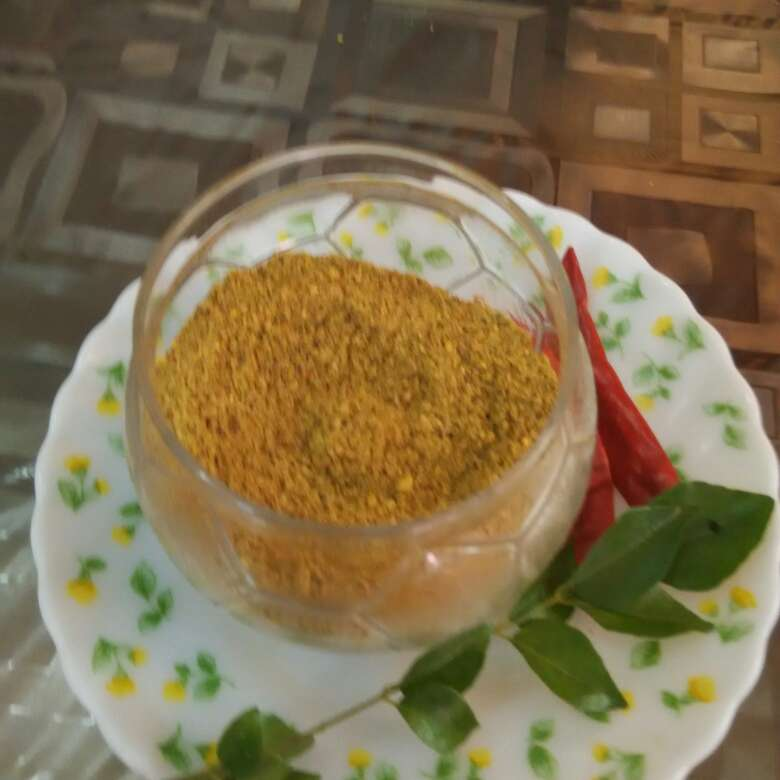 How to make Rasam powder