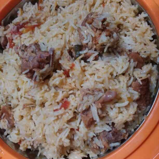 How to make White Biryani