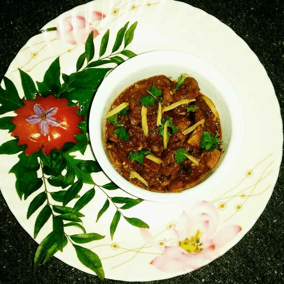 Photo of Mutton gravy by Rabia Hamnah at BetterButter