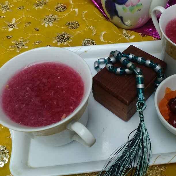 How to make Pomegranate tea