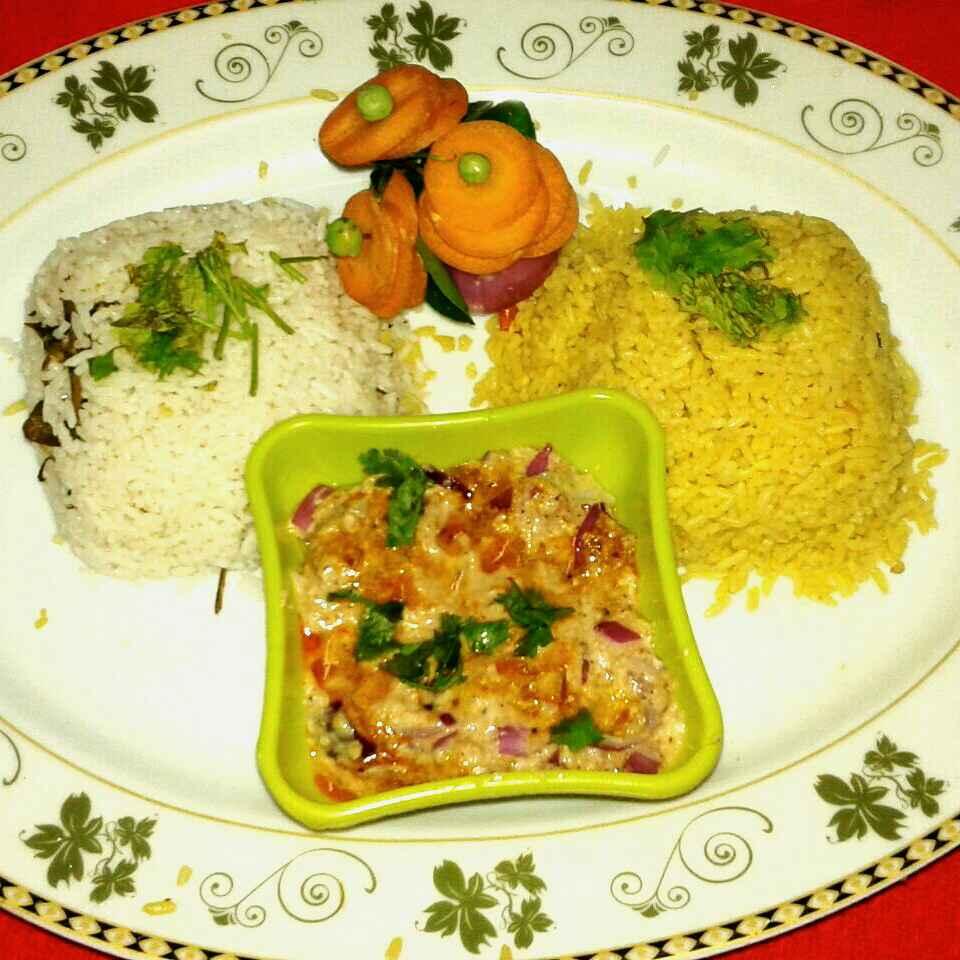 Photo of Adai oorugai sambal by Rabia Hamnah at BetterButter