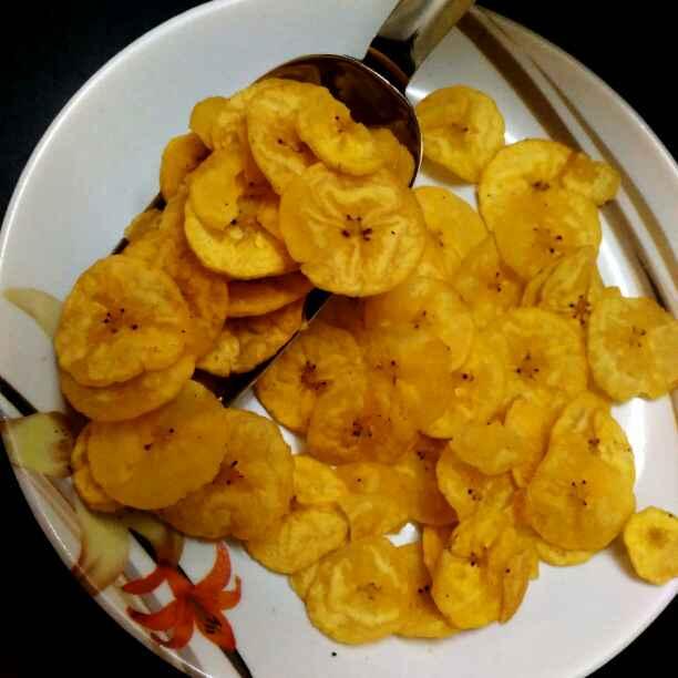 Photo of Kerala nendran banana chips by Rabia Hamnah at BetterButter