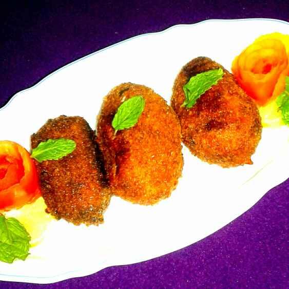 How to make Egg kebab