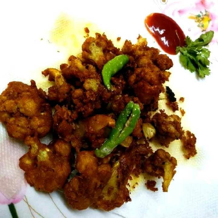 How to make Cauliflower 65
