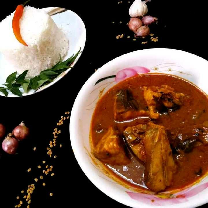 How to make Protein rich madurai style pomfret fish curry