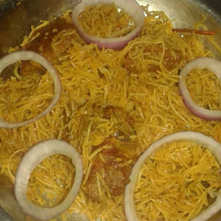 How to make Semiya biryani