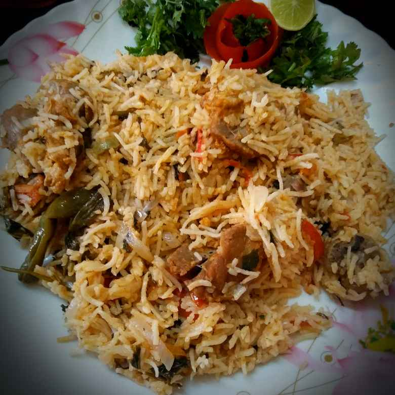 Photo of Muslim style mutton biryani by Rabia Hamnah at BetterButter