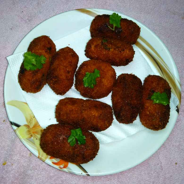 Photo of Fish cutlet by Rabia Hamnah at BetterButter