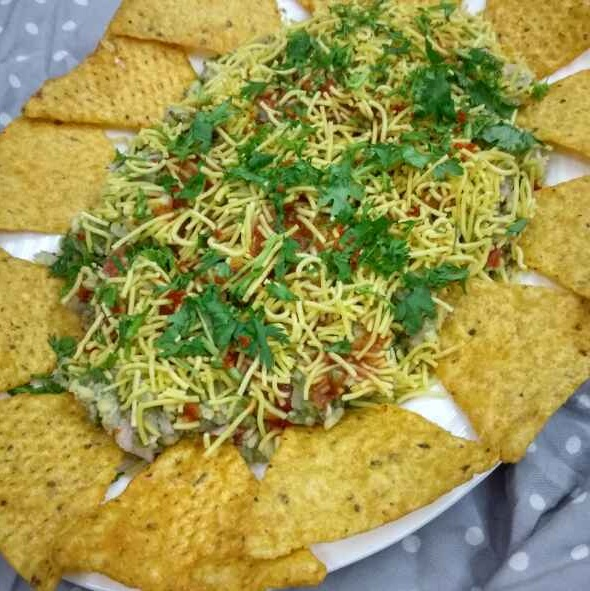 How to make Nachos Indian Style