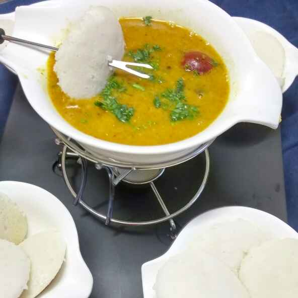 Photo of Idli Sambhar Fondue by Rabiya Khalid at BetterButter