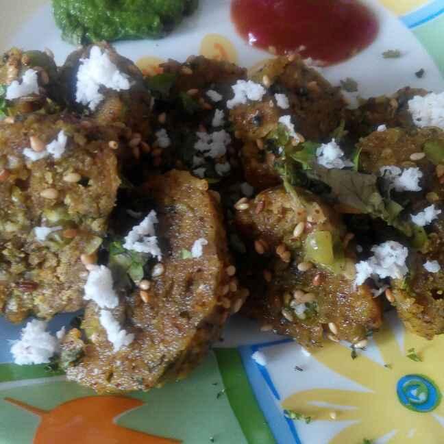 How to make Hariyali Muthiya