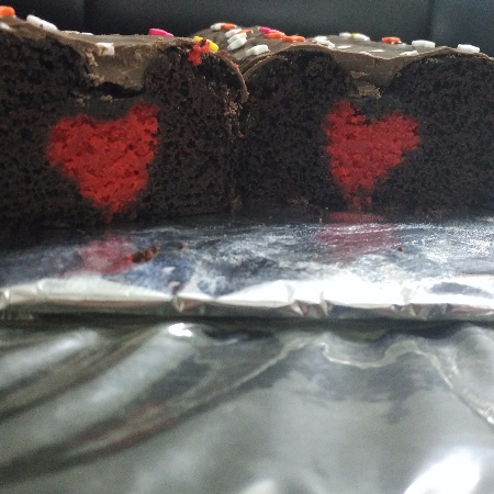 Photo of Love in a Cake by Rachana Bhatia at BetterButter