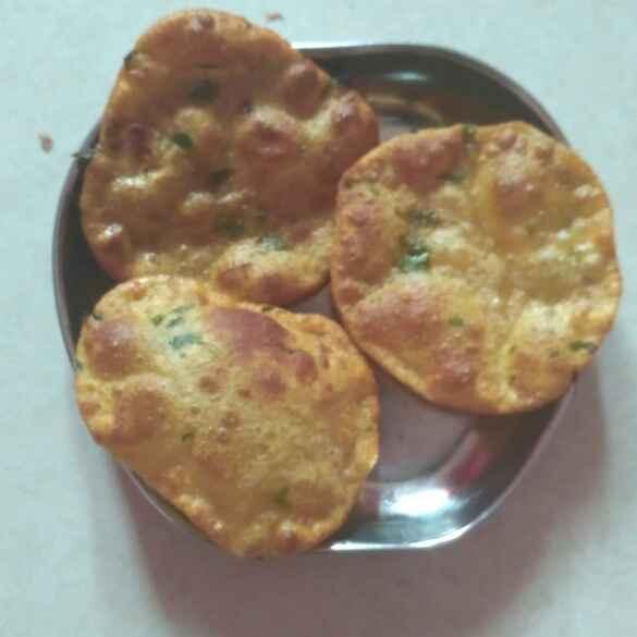 How to make ஆலு பூரி