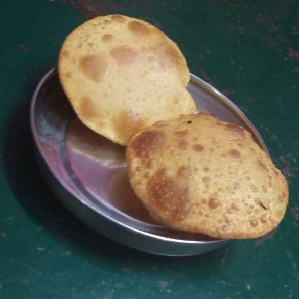 Photo of Besan Poori by Rachell Revathi Samuel at BetterButter