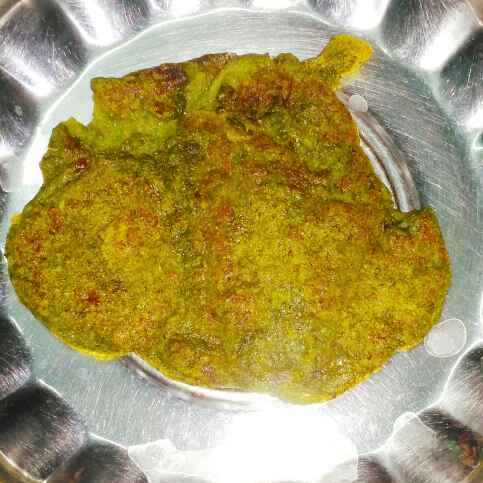 Photo of Green gram palak dosa by Rachell Revathi Samuel at BetterButter