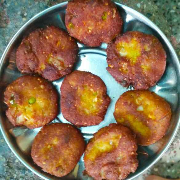 Photo of Drumstick vadai by Rachell Revathi Samuel at BetterButter