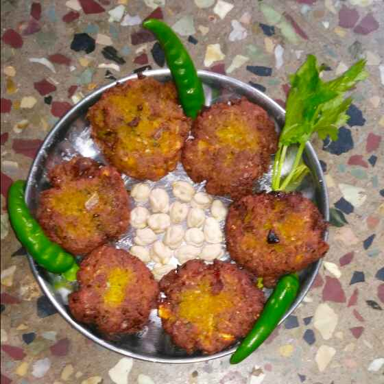 Photo of Chenna vada by Rachell Revathi Samuel at BetterButter