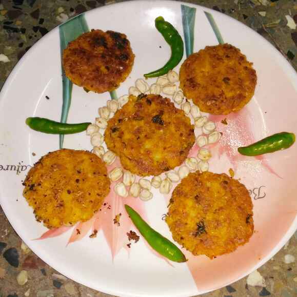 Photo of Chickpea patties or chickpea burger by Rachell Revathi Samuel at BetterButter