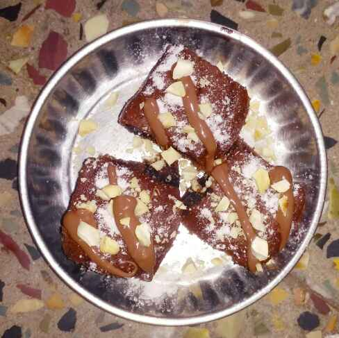 Photo of Chickpea brownie by Rachell Revathi Samuel at BetterButter