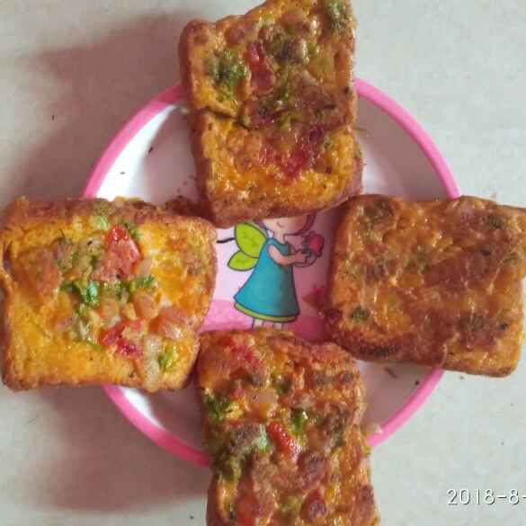 Photo of Besan Bread toast by Rachell Revathi Samuel at BetterButter