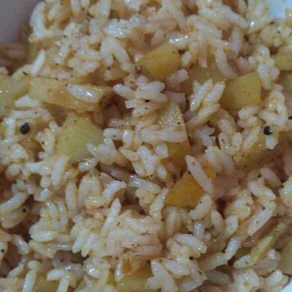 Photo of Potato rice by Rachell Revathi Samuel at BetterButter