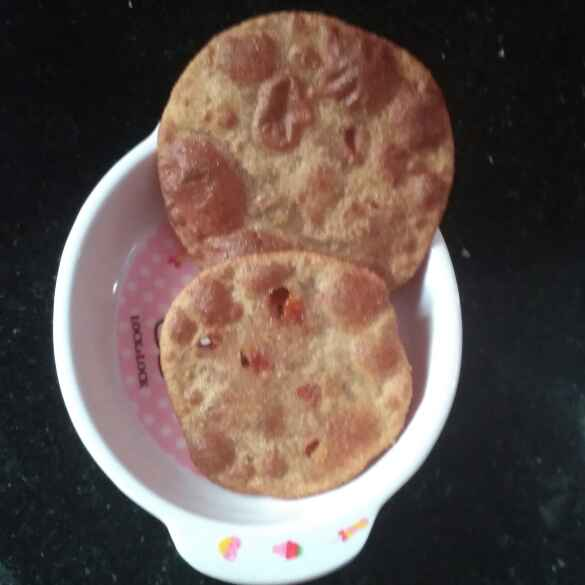 Photo of Coconut poori by Rachell Revathi Samuel at BetterButter