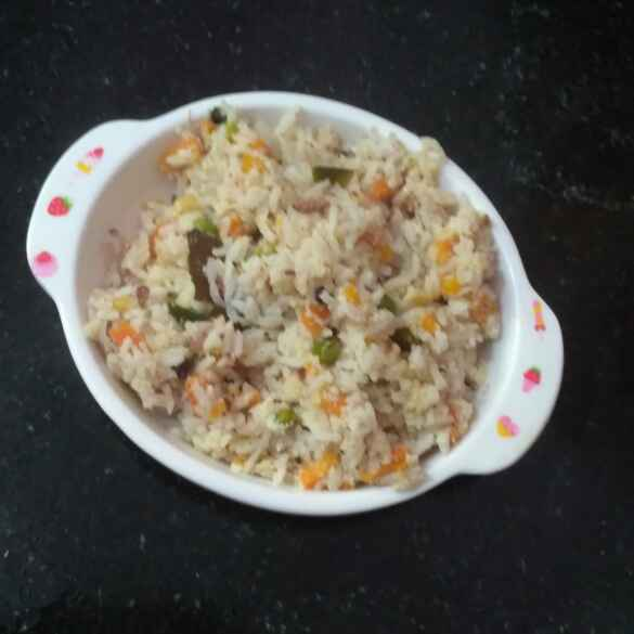 Photo of Coconut milk rice by Rachell Revathi Samuel at BetterButter