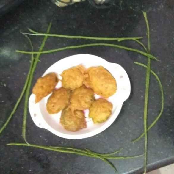 Photo of Ridge gourd bajji by Rachell Revathi Samuel at BetterButter