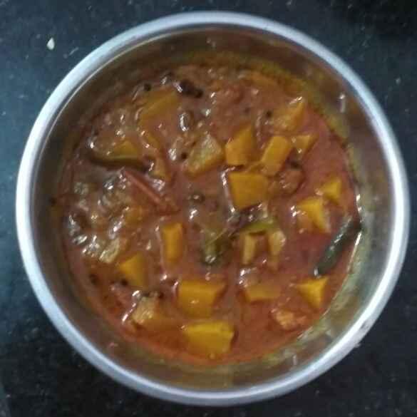 Photo of Pumpkin spicy masala by Rachell Revathi Samuel at BetterButter